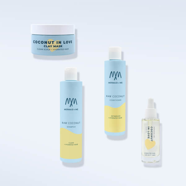 Mm Coconut In Love Routine Set